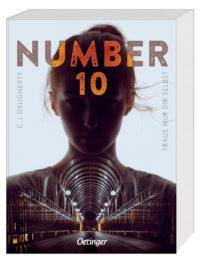 Number 10. Traue nur die selbst – C. J. Daugherty