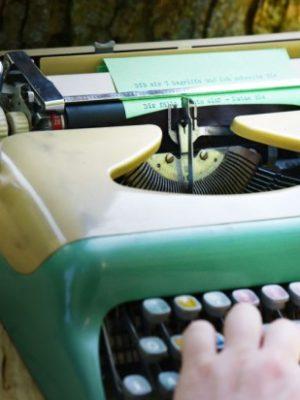 Vollgetextet – Schreiblabor für Jugendliche